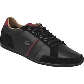 Buty Lacoste Alisos 117 1 M CAM1018024 czarne