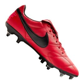 Buty Nike The Premier Ii SG-Pro Ac M 921397-616 czerwone czerwony