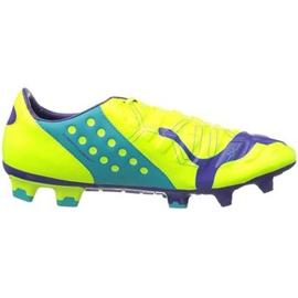 Buty piłkarskie Puma Evo Power 2 Fg M 102945 04 żółte żółte
