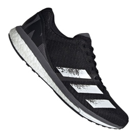Buty adidas adizero Boston 8 M EG7892 czarne