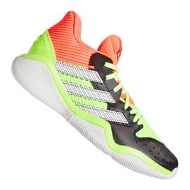 Buty adidas Harden Stepback M EF9890 czarny, czerwony, zielony zielone