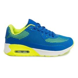 Sportowe obuwie do biegania DN3-8 Royal niebieskie