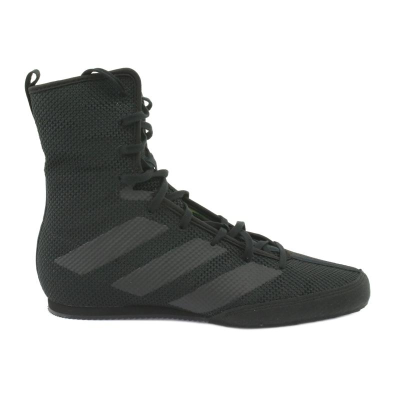Buty adidas Box Hog 3 F99921 czarne
