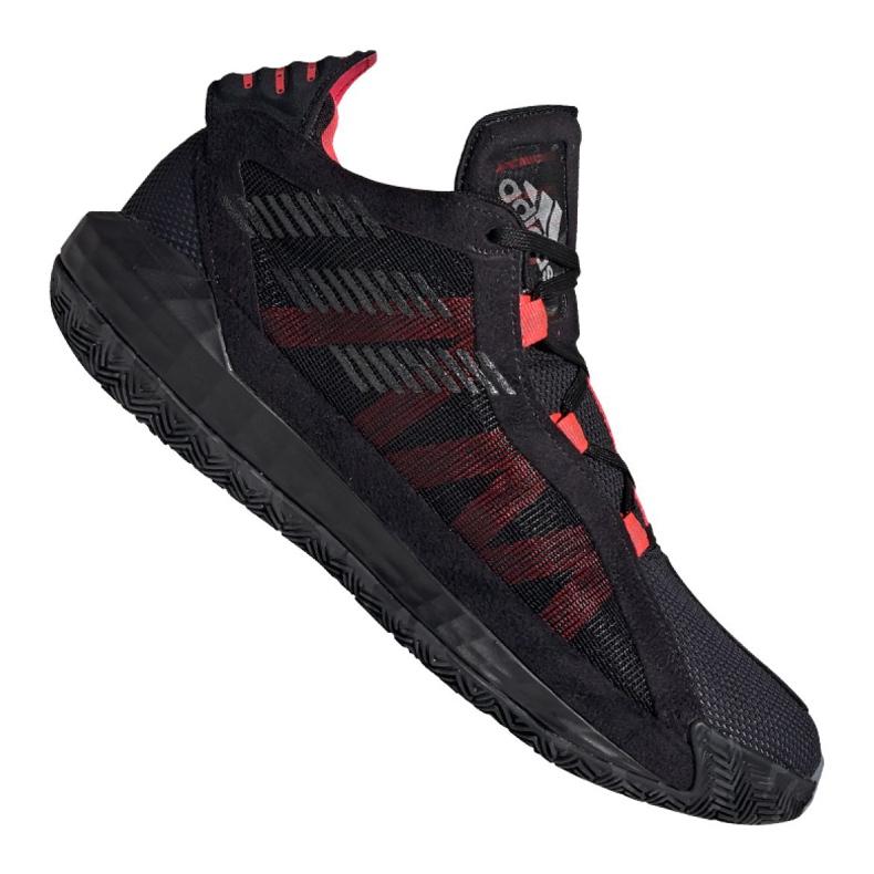 Buty adidas Dame 6 M EF9866 wielokolorowe czarne