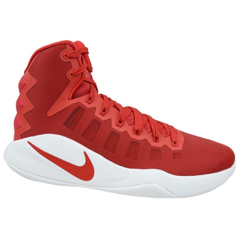Buty Nike Hyperdunk 2016 Tb M 844368-662 czerwone czerwone