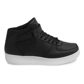Sneakersy Adidasy 51106 Czarny czarne
