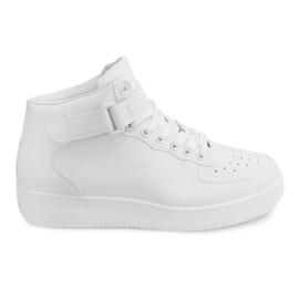 Sneakersy Adidasy 51106 Biały białe