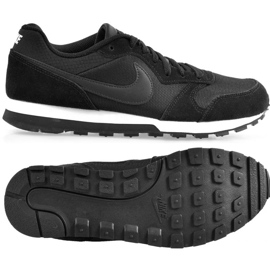 Buty Nike Md Runner 2 W 749869-001 czarne