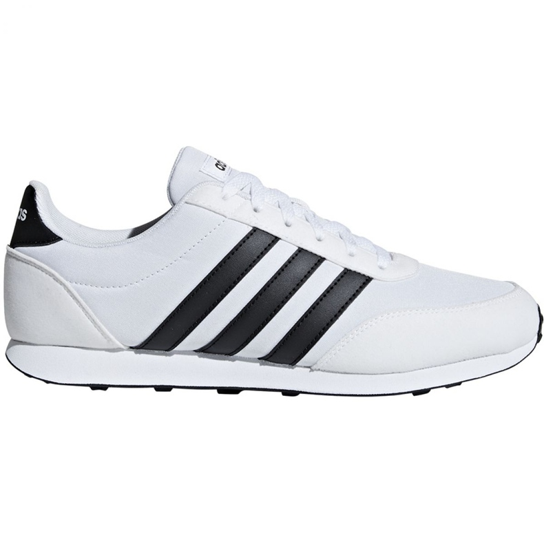 Buty adidas V Racer 2.0 M B75796 białe