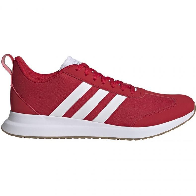 Buty adidas Run60S M EG8689 czerwone