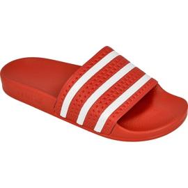 Klapki adidas Originals Adilette Slides M 288193 czerwone