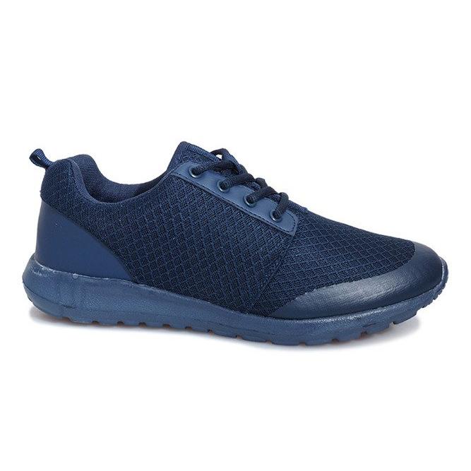 Granatowe obuwie sportowe Cosmo Classic