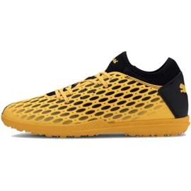 Buty piłkarskie Puma Future 5.4 Tt M 105803 03 żółte żółty