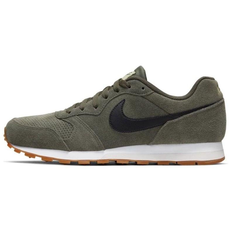 Buty Nike Md Runner 2 Suede M AQ9211-300 khaki