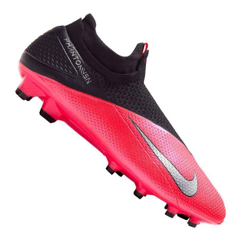Buty Nike Phantom Vsn 2 Elite Df Fg M CD4161-606 wielokolorowe czerwone
