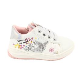 Buty Sportowe dziewczęce gwiazda American Club GC15