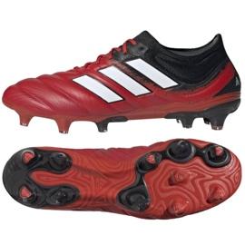 Buty piłkarskie adidas Copa 20.1 Fg M EF1948 wielokolorowe czerwone