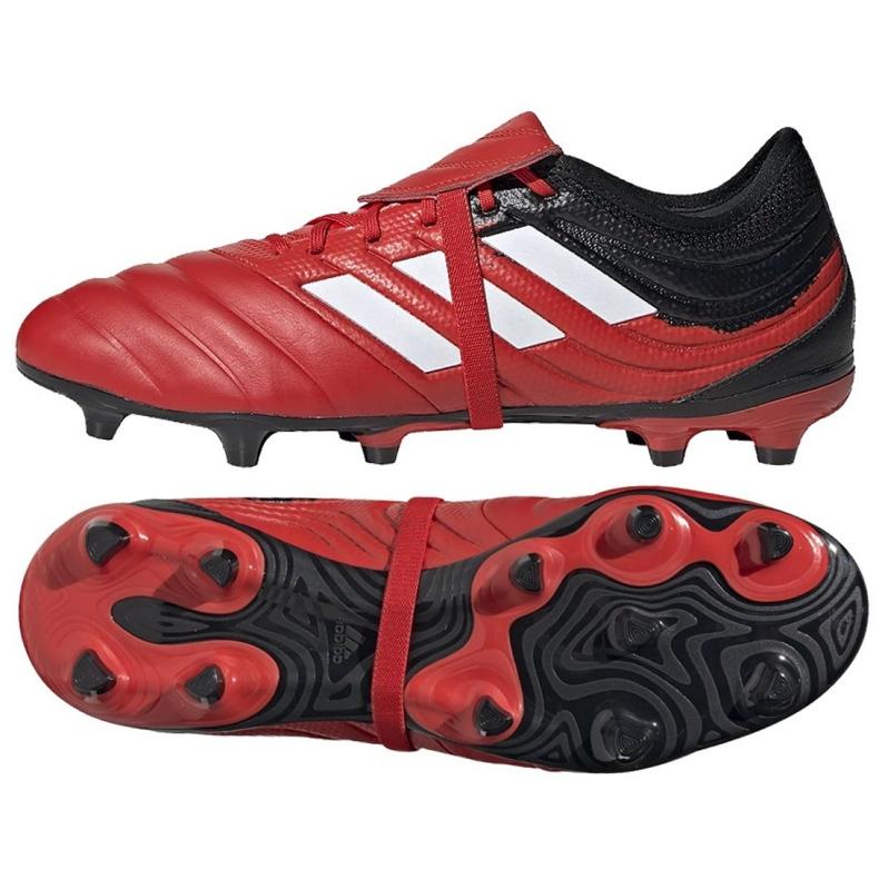 Buty piłkarskie adidas Copa Gloro 20.2 Fg M G28629 czerwone czerwony