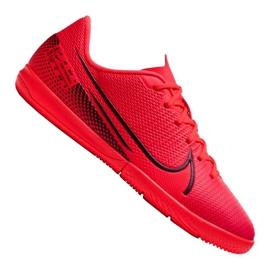 Buty Nike Vapor 13 Academy Ic Jr AT8137-606 czerwony czerwone