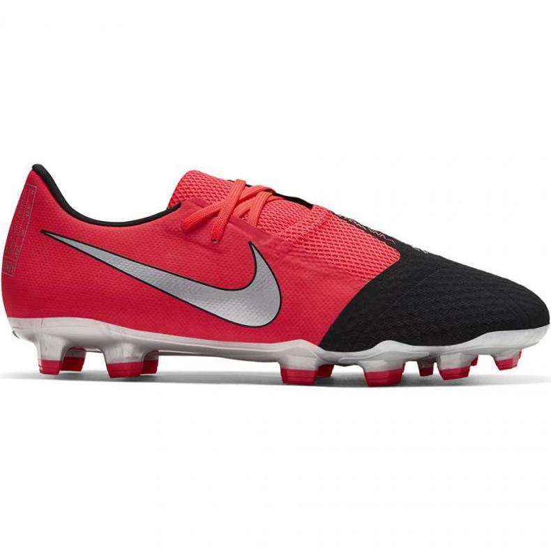 Buty piłkarskie Nike Phantom Venom Academy Fg M AO0566-606 czerwone czerwone