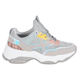 Marquiz Stylowe Sneakersy Na Platformie