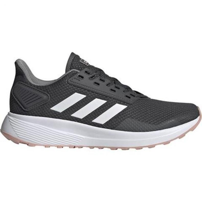 Buty biegowe adidas Duramo 9 W EG8672 szare