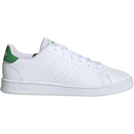 Buty adidas Advantage K Jr EF0213 białe