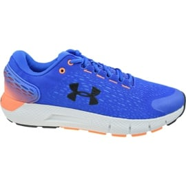 Buty Under Armour Charged Rogue 2 M 3022592-401 niebieskie