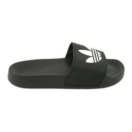 Klapki adidas Originals Adilette Lite FU8298 czarne