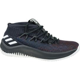 Buty adidas Dame 4 M CQ0477 czarne czarne