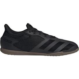 Buty halowe adidas Predator 20.4 In Sala M EF1663 czarne wielokolorowe