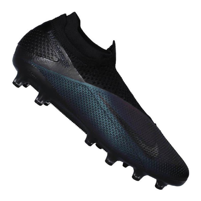 Buty Nike Phantom Vsn 2 Elite Df Ag-Pro M CD4160-010 czarne czarne