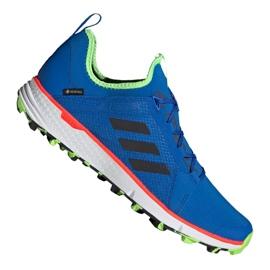 Buty adidas Terrex Speed Gtx M EH2287 niebieskie