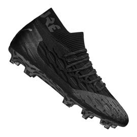 Buty Puma Future 5.1 Netfit Fg / Ag M 105755-02 czarne czarny