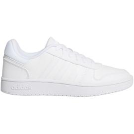 Buty adidas Hoops 2.0 K Jr F35891 białe
