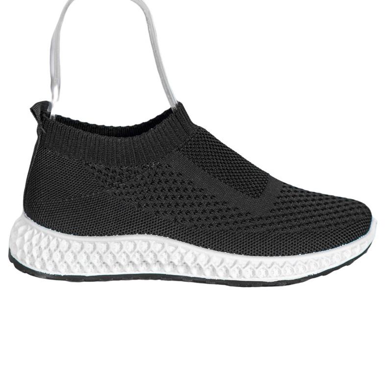 Goodin Ażurowe Buty Sportowe czarne