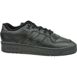 Buty adidas Rivalry Low M EF8730 czarne