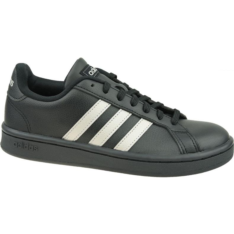 Buty adidas Grand Court W EE8133 czarne