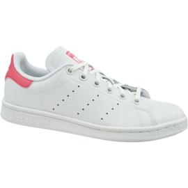 Buty adidas Stan Smith Jr EE7573 białe