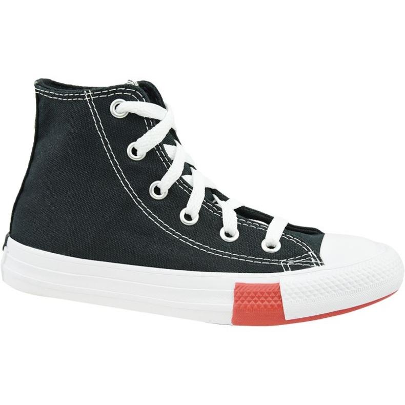 Buty Converse Chuck Taylor All Star Hi Jr 366988C czarne