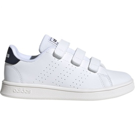 Buty adidas Advantage C Jr FW2589 białe
