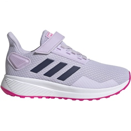 Buty adidas Duramo 9 C Jr EH0545 fioletowe