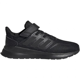 Buty adidas Runfalcon C Jr EG1584 czarne