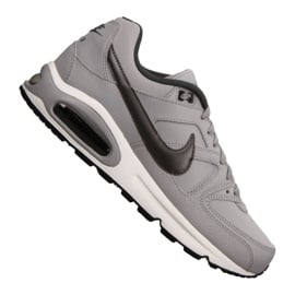 Buty Nike Air Max Command Leather M 749760-012 szare