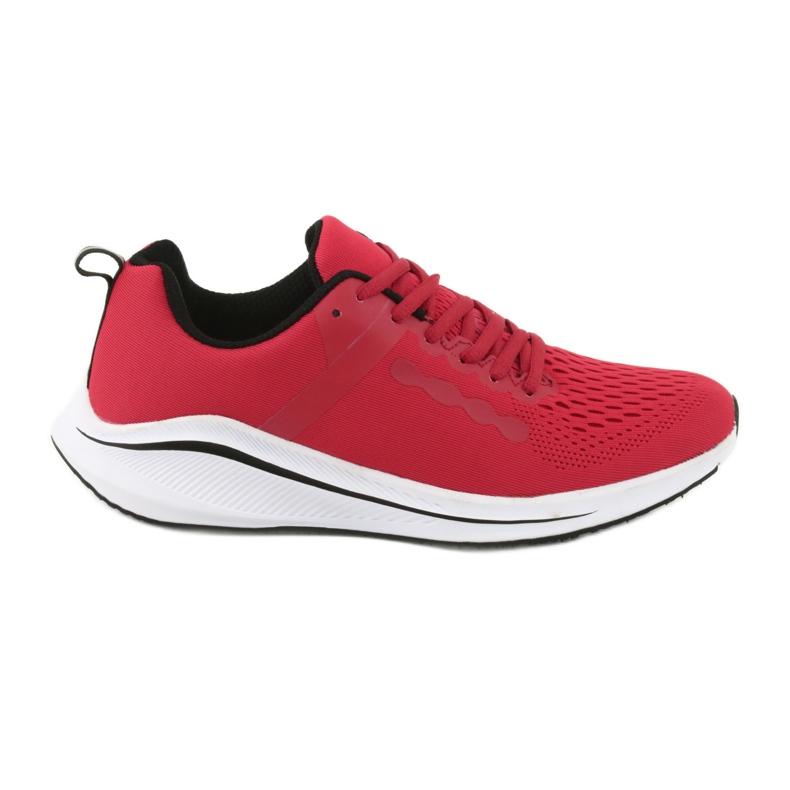 Trekkingowe męskie sportowe Atletico 1857333 czerwone