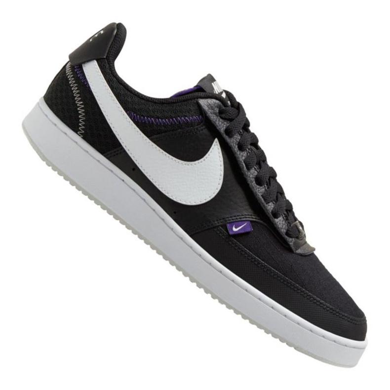 Buty Nike Court Vision Low Premium M CD5464-001 czarne