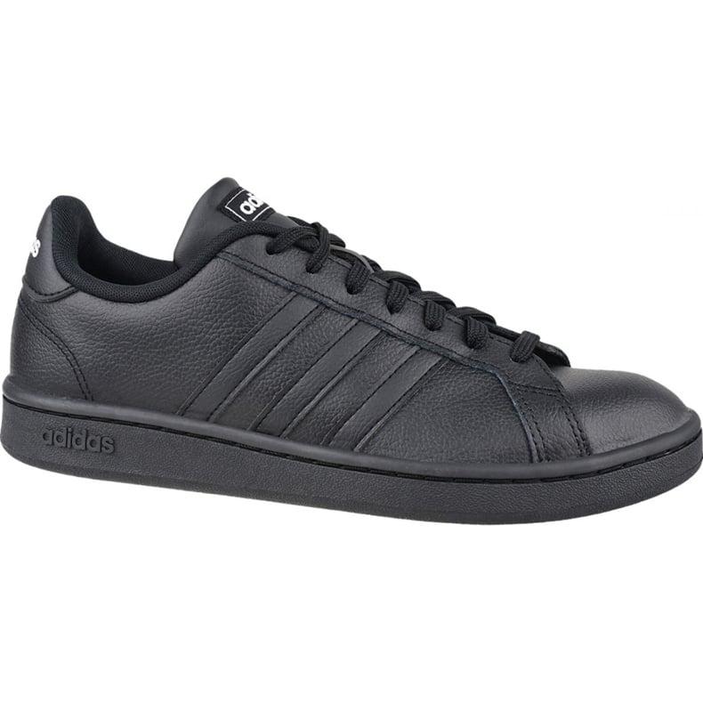 Buty adidas Grand Court M EE7890 czarne