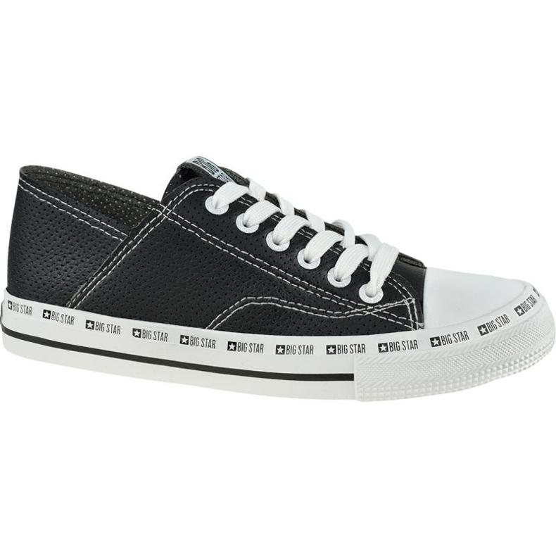 Buty Big Star Shoes W FF274023 czarne