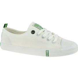 Buty Big Star Shoes W FF274088 białe