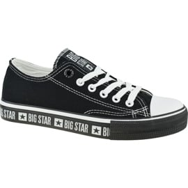 Buty Big Star Shoes W FF274235 czarne